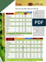 Brazilian Soybean Newsletter Specialissuesales&Crop Dec6