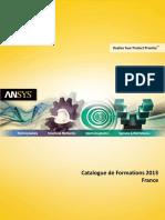 Catalogue formations fluent