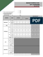 laporan imunisasi sukasarana bulan april 2016