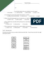 testpaper tvl