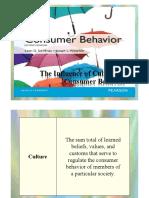 Culture's Infulence on Consumer Behaviour.pdf