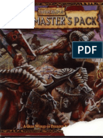 WFRP 2nd - GW - Core - Game Master's Pack - A Grim World of Perilous Adventure