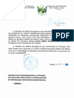 As UN Officials Are Ordered Out of Central African Republic, Document Here,  SG Guterres Refuses To Answer As On UN Rapes