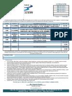 DMX-VT1-0152 WILSON O. LEIVA CD DPACK 12X24 4X0 1CH .5K Y 1K