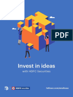 HDFC smallcase brochure