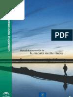 Manual de restauración de humedales mediterráneos