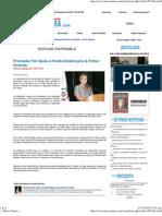 07-12-2010 Promuebe Flor Ayala el Fondo Estatal para la Primer Vivienda