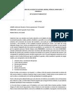 ASOCIACION DE USUARIOS DEL ACUEDUCTO GUAYABO