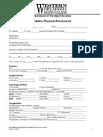 Pediatric Physical Assessment (1)