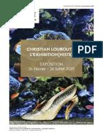 Exposition Christian Louboutin, Palais de la Porte Dorée, PAris