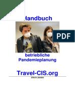 Betriebliche Pandemieplanung
