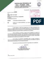 INFORME O DE OF. APURIMAC