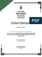 Certificates-of-Participation