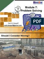 Problem Solving 4112