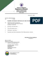 Copy of School-Memorandum