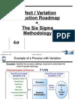 2-01 Six Sigma Roadmap