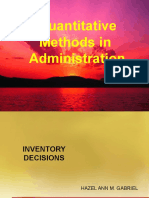 Inventory..Report