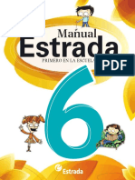 Manual Estrada 6 MATEMATICA