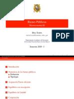 Microeconomía III