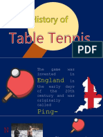 Table Tennis History Report.pptx