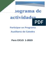 Apertura-de-Auxiliares-de-Catedra-Ciclo-I-2019