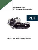 GY6 Service Manual