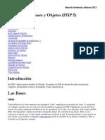 Manual OO php
