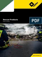 Vetter Katalog Rettung