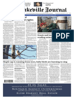 The Lakeville Journal - February 27, 2020