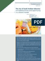 The rise of Saudi Arabian telecoms