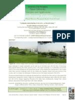 Urban Greening Policy, a Proposal
