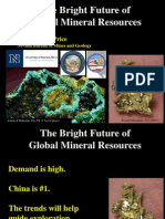 The Bright Future of Global Minearl Resources GSN 18May2010