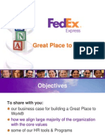 FedEx Express International Growth Strategy