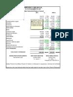 Solución trabajo Analisis Financieros