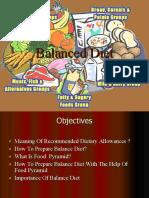 Balance Diet 11