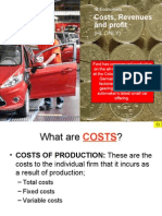 IB Ch7 - Costs Revenues and Profit