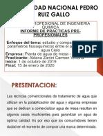 Informe de Practicas Aldana