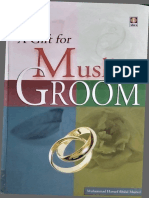 A Gift for Muslim Groom by Muhammad Haneef Abdul Majeed