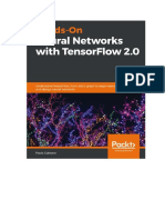 Hands-On Neural Networks with TensorFlow 2.0 - Paolo Galeone