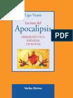 VANNI, Ugo (2005), Lectura del Apocalipsis. Hermenéutica, exégesis, teología.pdf