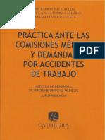 GUIA PRACTICA ACTUACION ANTE LAS COMISIONES  MEDICAS (Jose R. Balmaceda)