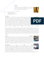 Silk Manufacturing Process