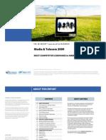 The W Report Media & Telco 2009