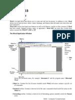 Fundamental of Printw