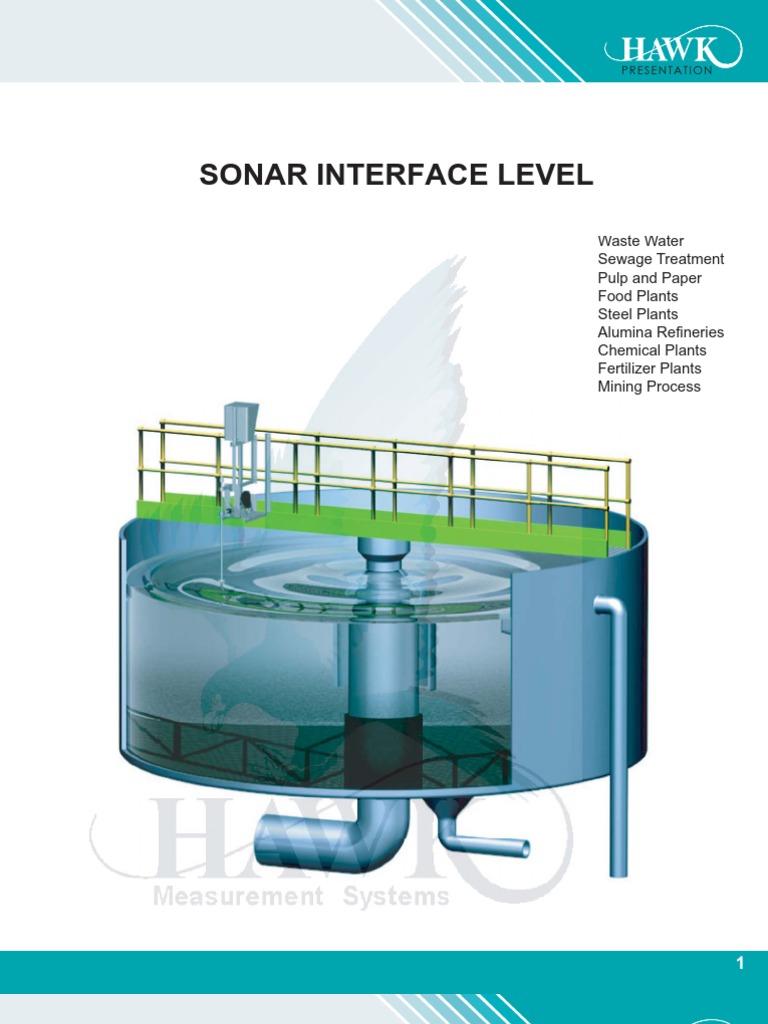 Sonar Interface Level Sewage Treatment Wiring Diagrams