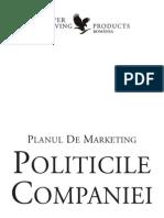 politicilecompaniei2009