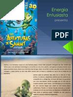 Sammy 3D - Presentación