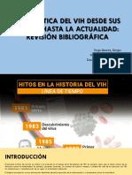 TERAPÉUTICA DEL VIH