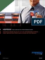 HDP5000 Brochure