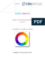 Gama de colores VRL